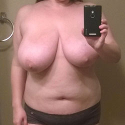 Busty Selfies - Big Tits