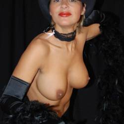Large tits of my ex-wife - gourmandise