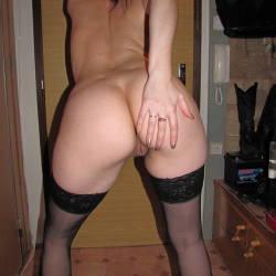 My ex-wife's ass - sandra
