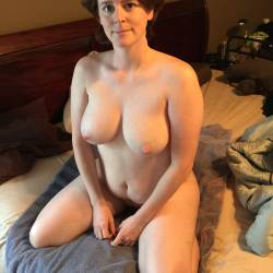 Very large tits of my wife - Jessica