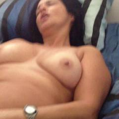 Iva - Big Tits, Brunette, Masturbation, Shaved, Toys