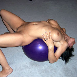 Naked On The Ball - Big Tits, Brunette Hair, Erect Nipples, Firm Tits, Full Nude, Indoors, Nipples, Perfect Tits, Shaved Pussy, Showing Tits, Spread Legs, Hairless Pussy, Hot Girl, Naked Girl, Sexy Body, Sexy Boobs, Sexy Face, Sexy Feet, Sexy Figure, Sexy Girl, Sexy Legs, Young Woman