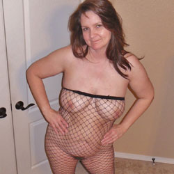 Halloween Costume - Big Tits, Brunette, Wife/Wives