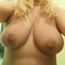 Large tits of a neighbor - Ruth