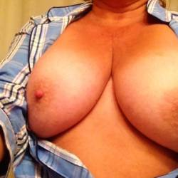 My very large tits - Debbie