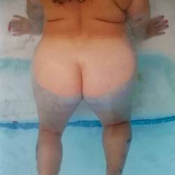My wife's ass - Beth