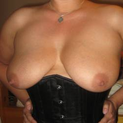 Large tits of my wife - VT of LV
