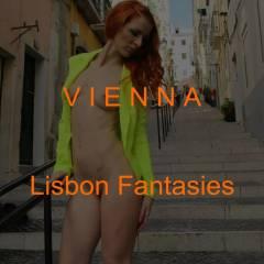 Vienna Lisbon Fantasies - Big Tits, Masturbation, Redhead, Softcore