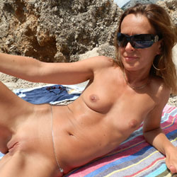 On The Nude Beach - Beach