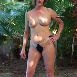 Various Around Pool - Big Tits, High Heels Amateurs, Mature