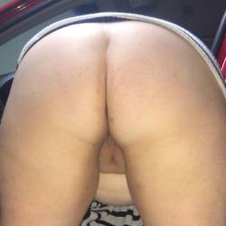 My wife's ass - Meagan