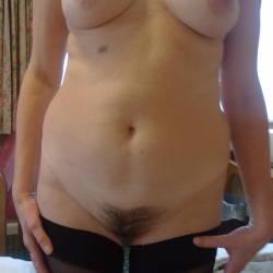 Medium tits of my wife - jane