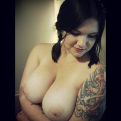 My very large tits - HotWifelexi