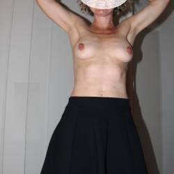 Large tits of my girlfriend - My MILF