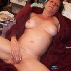 Great Tits - Big Tits, Brunette