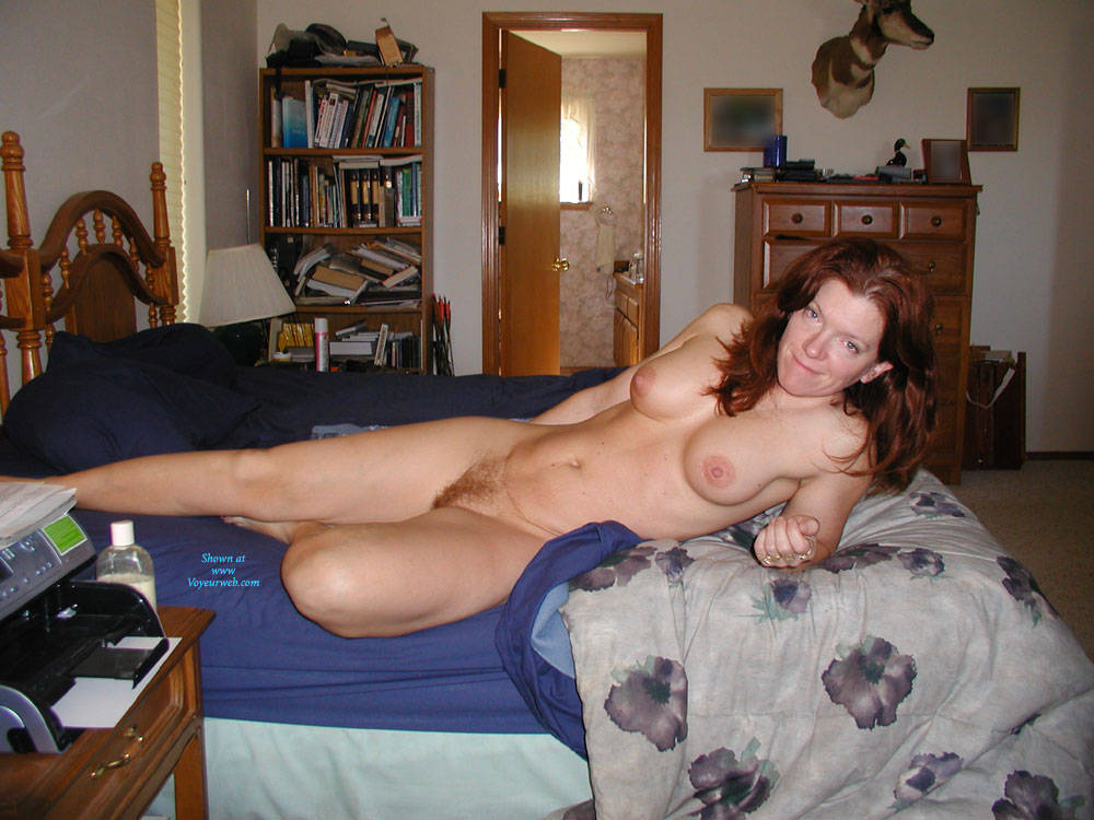 Pic #1 - Just Laying Around - Big Tits , Some Pictures Taken Of My Ex By One Of Her Other Husbands