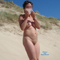 Naked At Beach - Beach