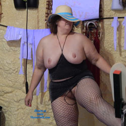 In My Sex Party Place - Big Tits, Lingerie