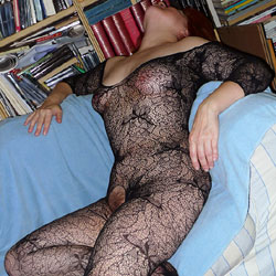The Sexy Fishnet - Lingerie