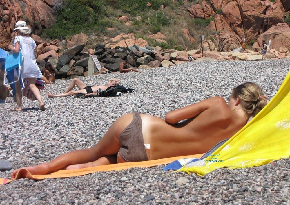 Pic #6 Flashback In Corsica - Beach