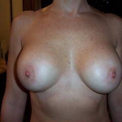 Large tits of my wife - gigi