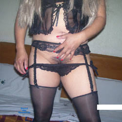 My New Girlfriend - GF, Lingerie, Bush Or Hairy