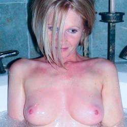 Medium tits of my girlfriend - Charini