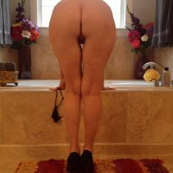 My girlfriend's ass - Hotliz
