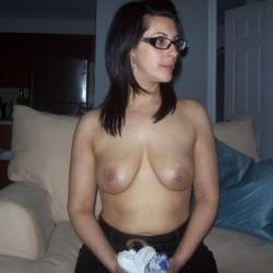 Large tits of a neighbor - Canaxxxda