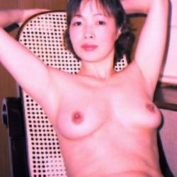 Medium tits of my wife - Sook