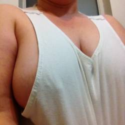 Large tits of my wife - Peanut