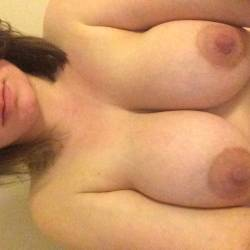 Large tits of my wife - Jeannie