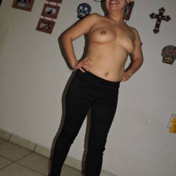 Medium tits of my wife - ki_k