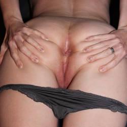 My wife's ass - T....