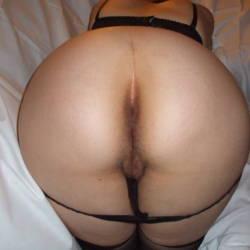 My girlfriend's ass - agatha