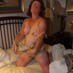 Medium tits of my wife - Dutch
