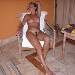 Wife Ready For A Ride! - Wife/Wives, Bush Or Hairy