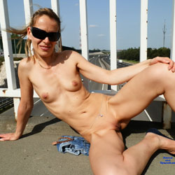 Last Summer Memories - Flashing, Public Exhibitionist, Public Place, Shaved