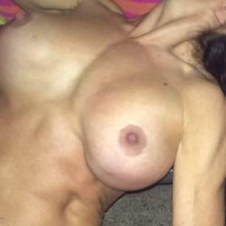 Large tits of my girlfriend - jessesgirl