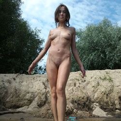 Summer Nudity In Nature - Brunette Hair, Exposed In Public, Firm Tits, Full Nude, Hanging Tits, Long Legs, Naked Outdoors, Natural Tits, Nipples, Nude In Nature, Nude In Public, Shaved Pussy, Showing Tits, Water, Beach Voyeur, Hairless Pussy, Hot Girl, Naked Girl, Sexy Body, Sexy Figure, Sexy Girl, Sexy Legs, Young Woman