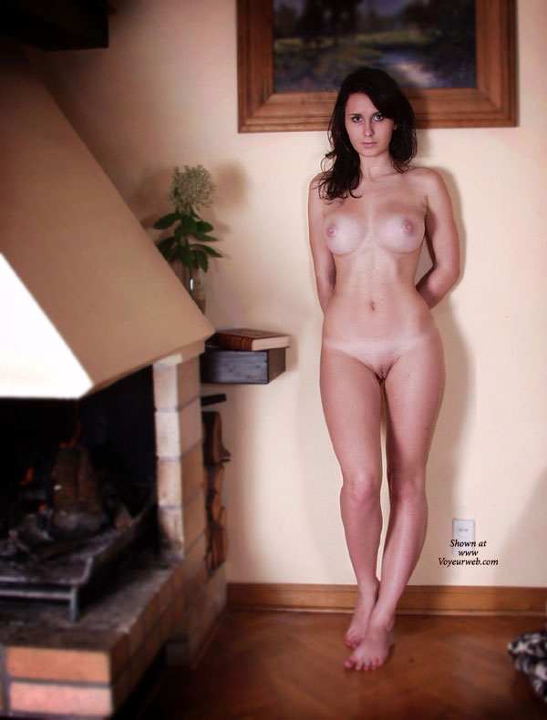 Pic #9 Maria - Big Tits, Brunette, Lingerie