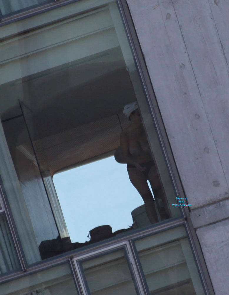 Pic #7 NYC Hotel Views Winter Pt 1 - Voyeur