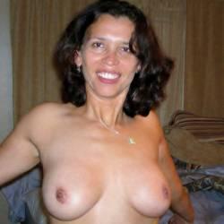 My large tits - Backyardgirl