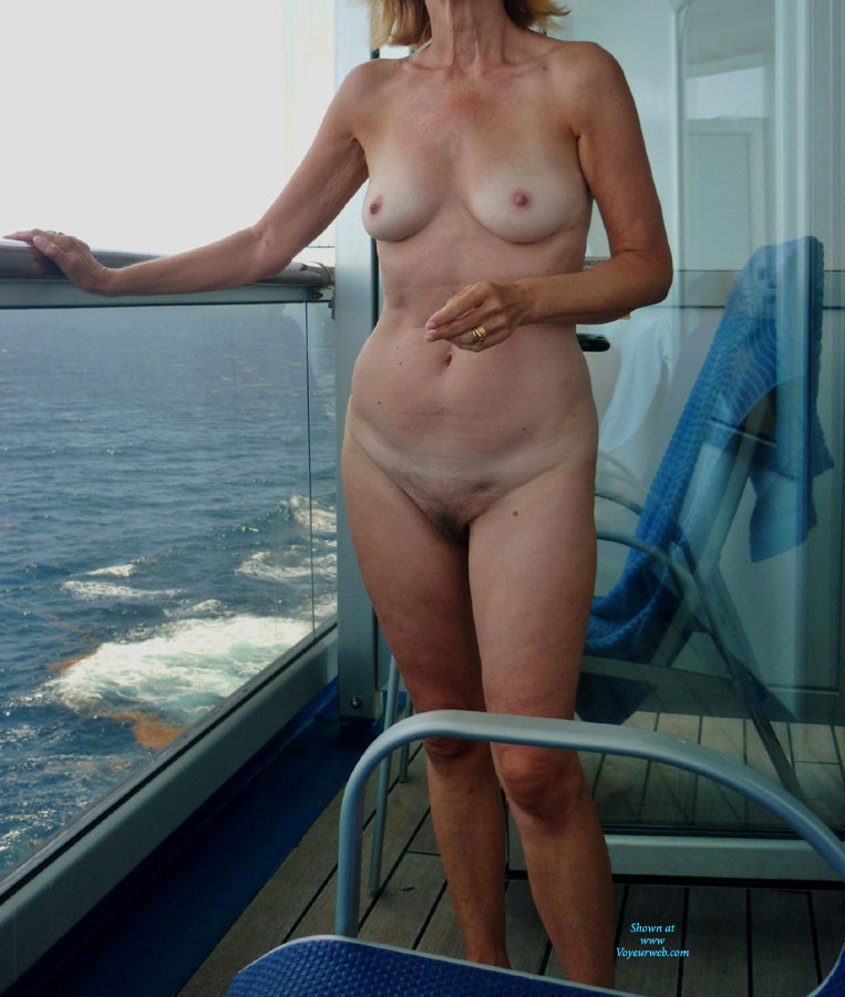 Ship cruise sex on nude