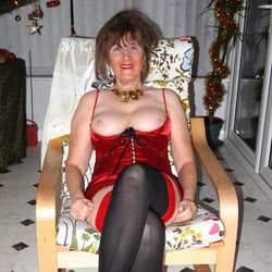 Christmassy Fun Time - Big Tits