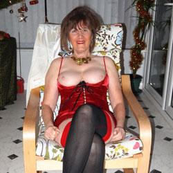 Christmassy Fun Time - Big Tits