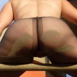 My wife's ass - Katrin