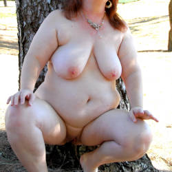 Very large tits of my wife - Mary Sue