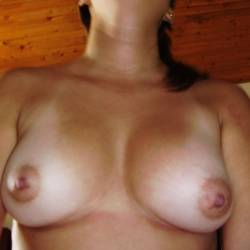 Medium tits of my ex-girlfriend - staunchy2
