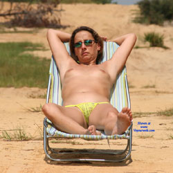 Just Me - Beach
